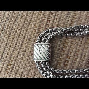 Elegant  MX signature collection necklace